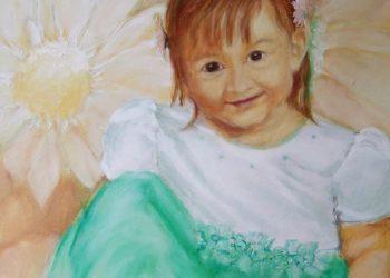 portrety-dziewczynka